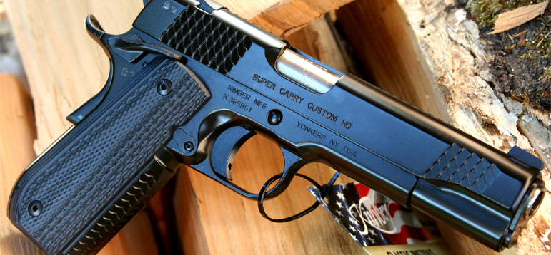 Newarmygear banner kimber super carry custom hd